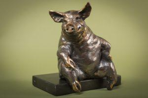 Demanding pig, 2012