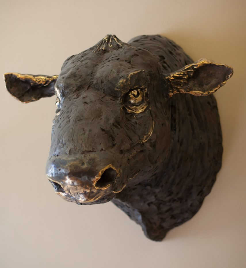 Suur härg, 2009 100x100x80 15 000€