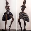 tantsija kaunite kunstide kateedrist